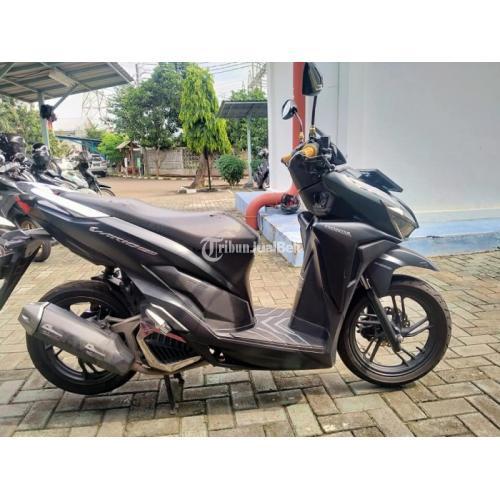 Motor Honda Vario 150cc 2018 Bekas Terawat Mesin Halus Surat Lengkap - Jakarta Timur