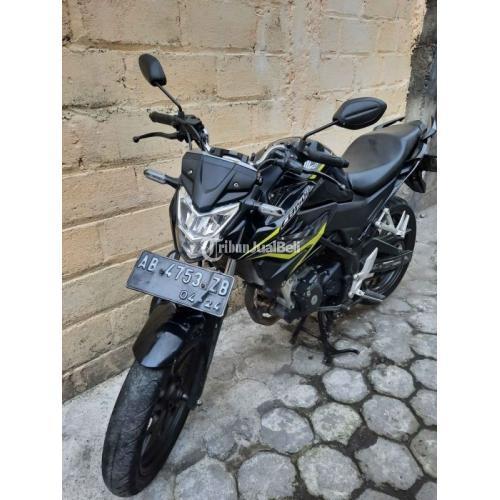 Motor Honda CBR 150 2018 Bekas Pajak Baru Mesin Halus Body Mulus - Bantul