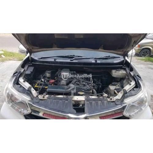 Mobil Toyota Avanza Tipe G 2016 Bekas Surat Lengkap Interior Bersih - Padang