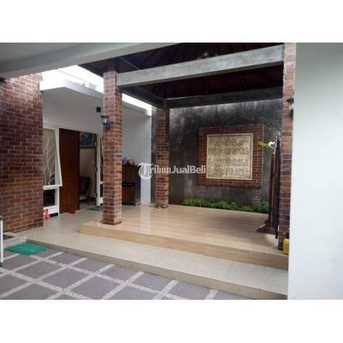 Dijual Rumah Mewah Minimalis Desain Modern Luas 201 m² 4 Kamar Bekas - Surabaya