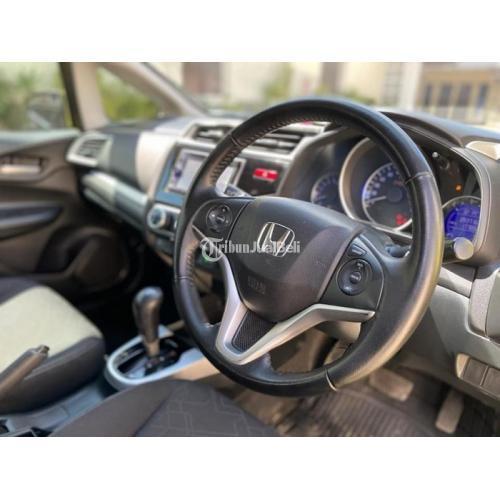 Mobil Honda Jazz RS 2014 Matic Bekas Orisinil Pajak Panjang Harga Nego - Solo