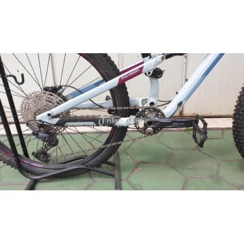 Sepeda MTB Polygon D7 2021 Ukuran S Bekas Orisinil Harga Nego - Solo