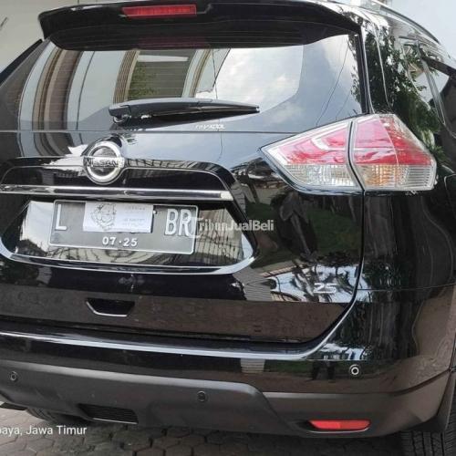 Mobil Nissan X-Trail 2.5 AT 2015 Hitam Mesin Kering Mulus No Minus - Surabaya