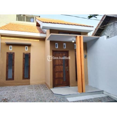 Dijual Rumah Baru Uk 5.5x10.5 Harga Murah 2 Kamar Lokasi Dekat Fasilitas Umum - Sidoarjo