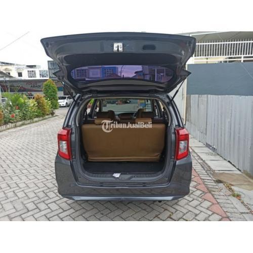 Mobil Toyota Calya G Manual 2018 Grey Full Orisinil Bekas Harga Promo - Surabaya
