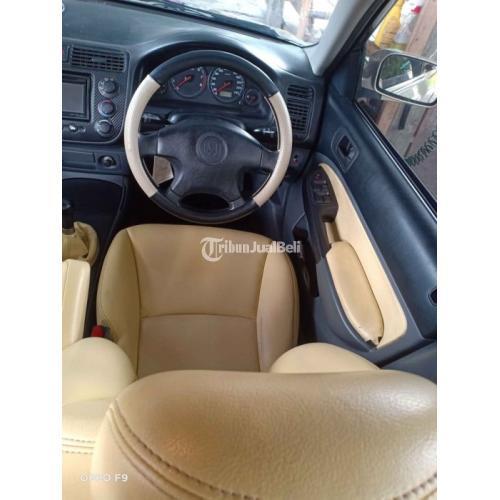 Mobil Sedan Honda Civic VTI 2001 Manual Bekas Surat Lengkap Normal - Yogyakarta