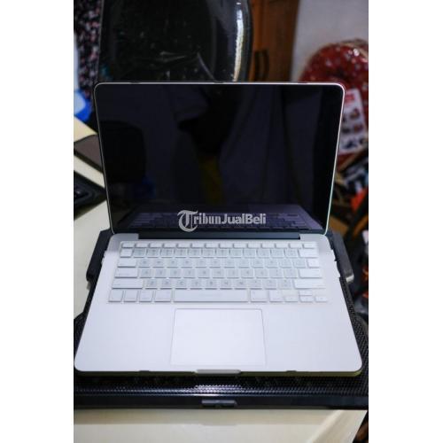 Laptop Macbook Pro Retina 2015 Mint Condition Bekas Terawat Nominus - Salatiga