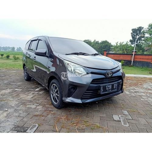 Mobil Toyota Calya E Manual 2017 Bekas Siap Pakai Mulus Rapi - Sidoarjo
