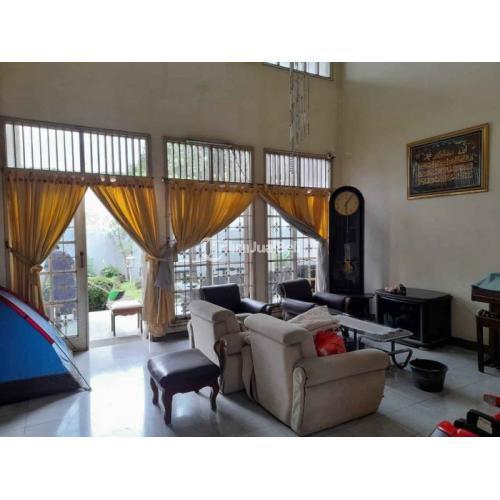 Dijual Cepat Rumah Warisan Tanah Luas 5KT 4KM Lokasi Aman Strategis - Tangerang