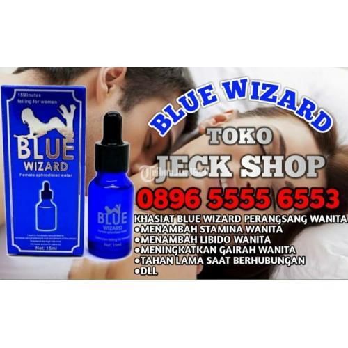 Blue Wizard Asli Obat Perangsang Wanita Dari Germany - Jogja