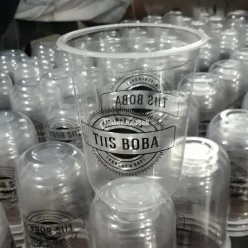 Sablon Gelas Plastik , Papercup, Cup sealer untuk kopi, thaitea, jus. sedotan - Jakarta Barat