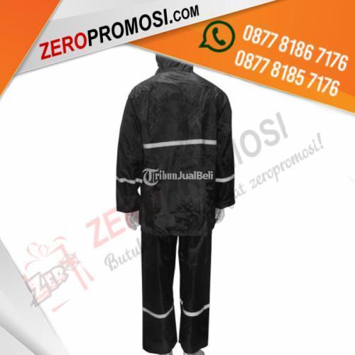 Sedia Jas Hujan GRC Satu Setel Jaket + Celana kode 81029 Untuk Souvenir - Tangerang