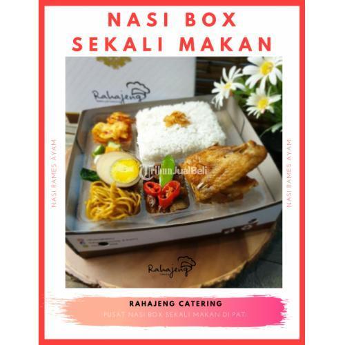Nasi Box Terlengkap dan Terbesar - Pati