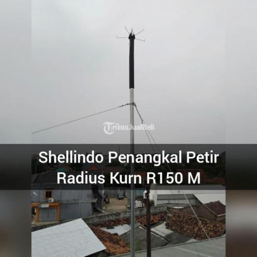 Pasang Penangkal Petir Jakarta Paling Murah Dan Terpercaya - Jakarta Selatan