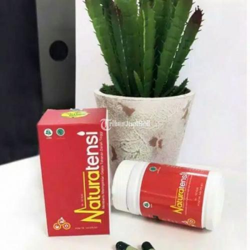 NATURATENSI Obat hipertensi darah tinggi herbal Buy 3 Get 4 - Jakarta Pusat