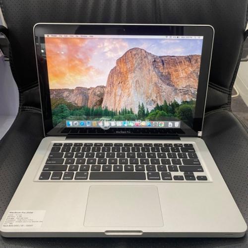 Laptop Macbook Pro 2009 RAM 4/250GB Inter Core 2 Duo Bekas Garansi - Pekalongan