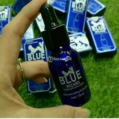 Blue wizard obat perangsang tetes Harga Promo - Bengkulu  Tengah