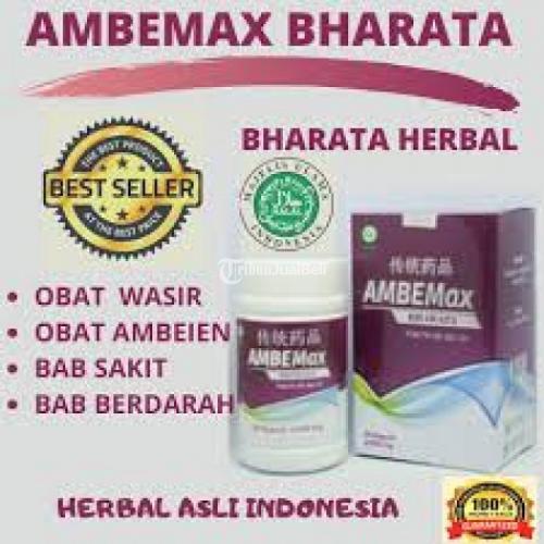 Ambemax Kapsul Obat Ambien/wasir Herbal Ampuh - Blitar