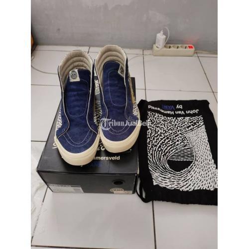 Sneakers Vans SK8 Hi LX John Van Hamersveld Size 44.5 Second Terawat - Tangerang