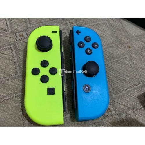 Konsol Game Nintendo Switch V2 Fullset Bekas Like New No Kendala - Jakarta