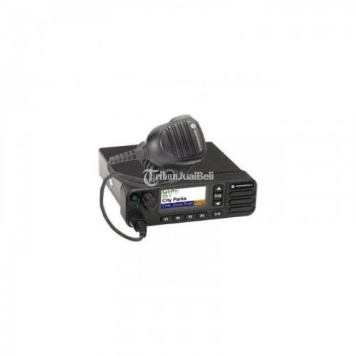 RADIO RIG MOTOROLA XIR M8668i Uhf 350mhz Rig Motorola Xir M8668 Ori - Jakarta