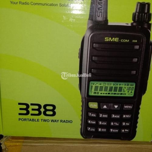 Handy Talky SME 338-UHF-VHF High Low Band HT SMP DAN CLARIGO - Jakarta