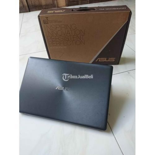Laptop Asus Spec ROG Windows 11 Core i7 HQ Nvidia GTX 950m Bekas Mulus - Solo