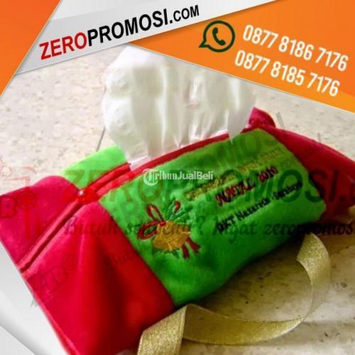 Souvenir Murah Tempat Tissue Velboa ocok untuk Hadiah - Tangerang