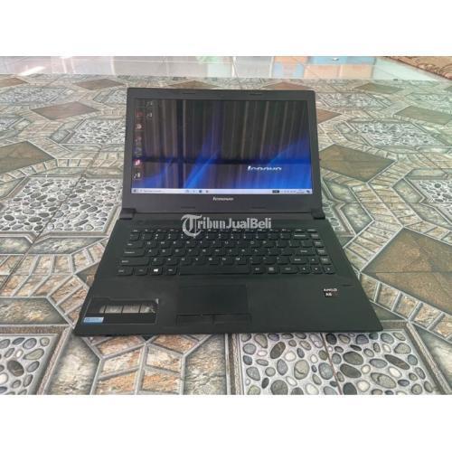 Laptop Lenovo B40-45 Ram 4GB Windows 10 Bekas Normal Garansi - Semarang