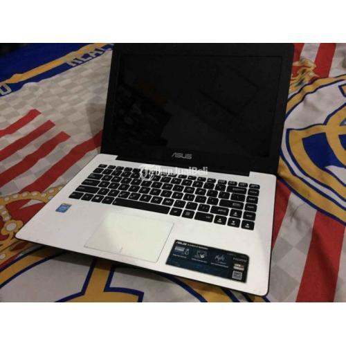 Laptop Asus X453M Ram 2GB Hardisk 500GB Bekas Fullset Harga Nego - Denpasar