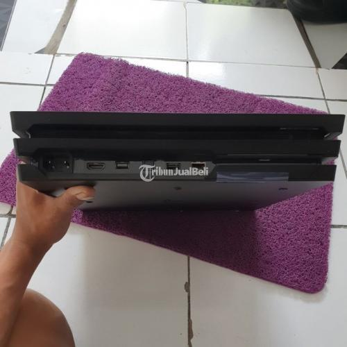Konsol Game Sony PS4 Slim & PS4 Pro 1GB Bekas Normal Segel Lengkap Box - Jombang