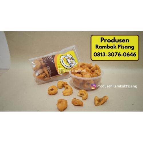 Grosir Rambak Pisang Crispy Malang Fresh Bisa Grosiran atau Satuan - Denpasar