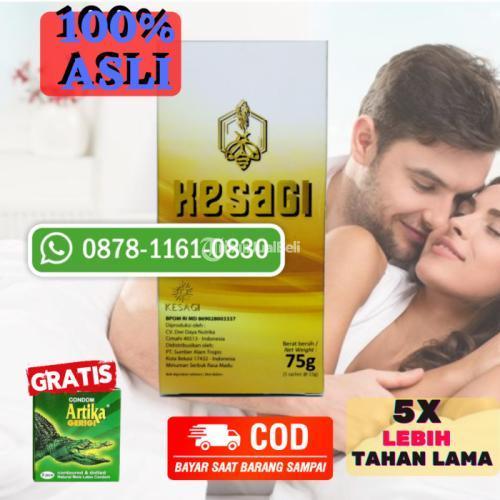 Minuman Serbuk Kesagi Asli Untuk Vitalitas Pria Original BPOM - Bandung