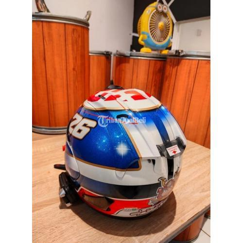 Helm Arai Rx7x Little Samurai Size XL Bekas Lengkap Spoiler Harga Nego - Tangsel