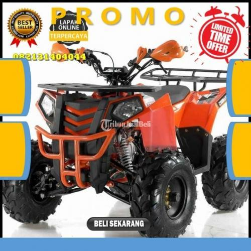 DISTRIBUTOR MOTOR ATV 125cc surabaya apollo harga murah Sugihwaras - Surabaya