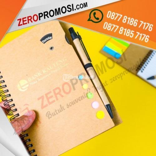 Merchandise Memo Daur Ulang Week N-805 Soft Cover Murah - Tangerang