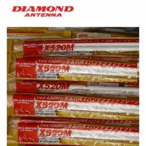 Antena Diamond X520M (DUAL BAND) 144/430MHz (2m/70cm) - Jakarta