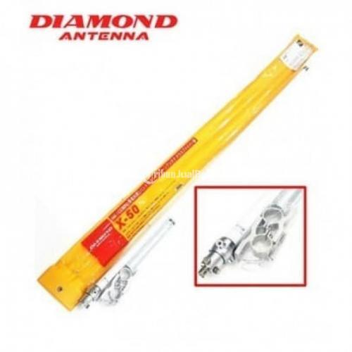 Antena Diamond X300 DUAL BAND 144/430MHz(2m/70cm) - Jakarta