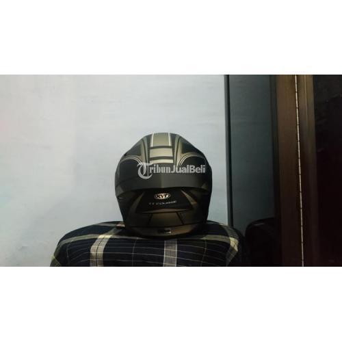 Helm KYT TTC Tourist Grey Matt Size L Bekas Mulus DDring Harga Nego - Sidoarjo