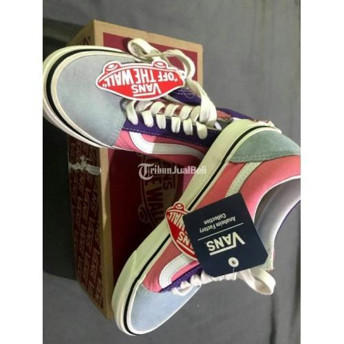Sepatu Vans Old Skool 36 Dx Size 37 Women Baru BNIB Harga Nego - Jakarta