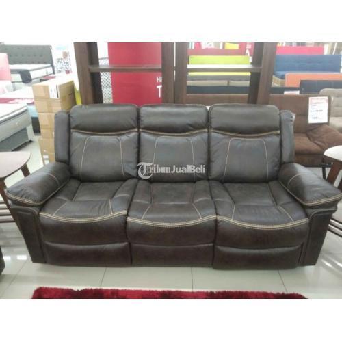 Sofa Set Recliner Selma (informa) Bahan Fabric Baru Harga Promo - Jakarta