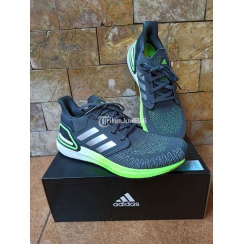 Sepatu Adidas Ultraboost 20 Size 10.5 US Original Baru BNIB - Solo