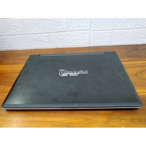Laptop ASUS S56C Intel Core I7-3537U 2.00GHz Ram 8GB Bekas Normal - Solo