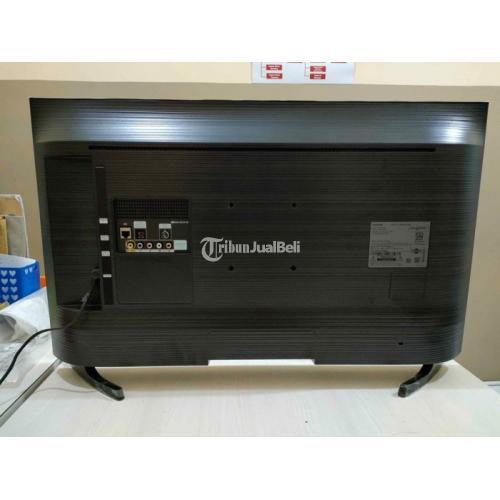 "Samsung Smart TV 32"" T4500 Fitur Lengkap Bekas Like New Normal - Surabaya"