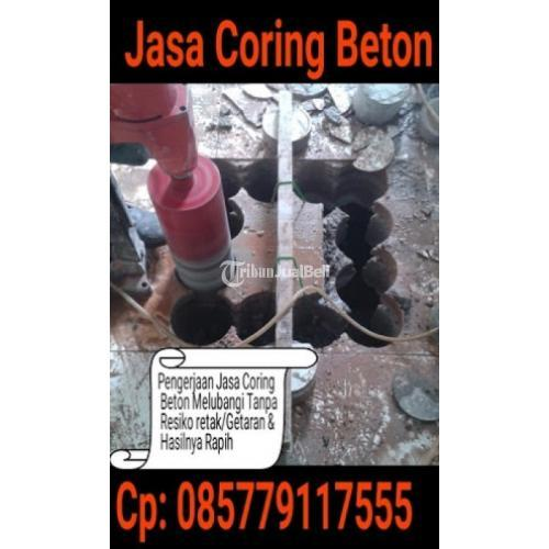 Jasa Coring Beton Lantai & Dinding Hotel,Apartemen,Ruko,Mall, dl - Jakarta Pusat
