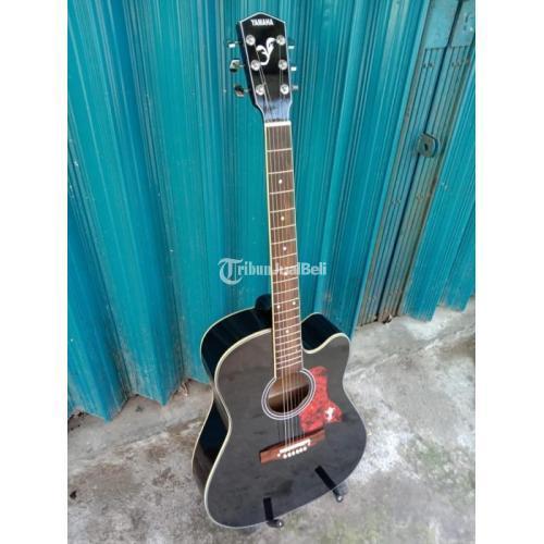Gitar Akustik New Senar Castle 09 Bonus Tas dan Pick Banyak Pilihan Warna - Suko