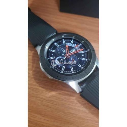Samsung Galaxy Watch 46mm Waterproof Bekas Original Garansi Resmi - Surabaya