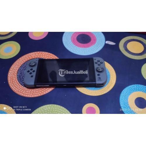 Konsol Game Nintendo Switch V1 Bekas Mulus Normal No Drift Harga Nego - Jakarta