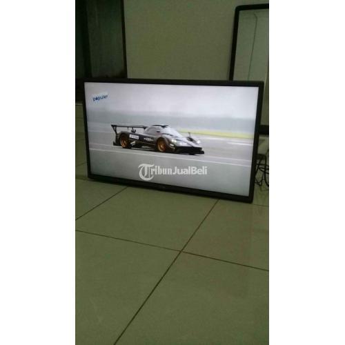 TV LED Merk LG 32 inc + STB TV Box Android Bekas Like New Nominus - Jakarta