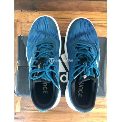 Sepatu Adidas Original Size 42 Second Like New Lengkap Box - Badung